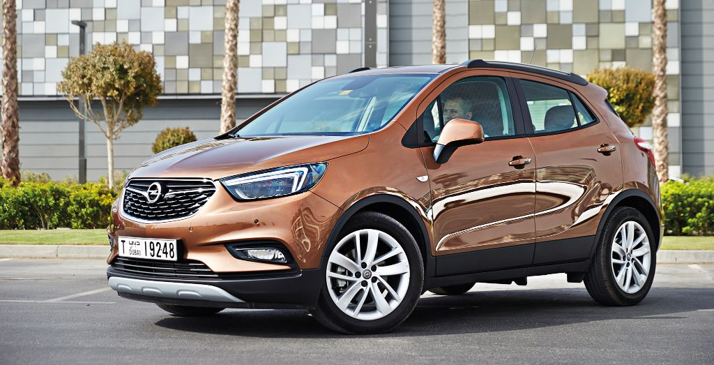 2016 Town Car >> 2017 Opel Mokka X review: Small package, big goals - Wheels