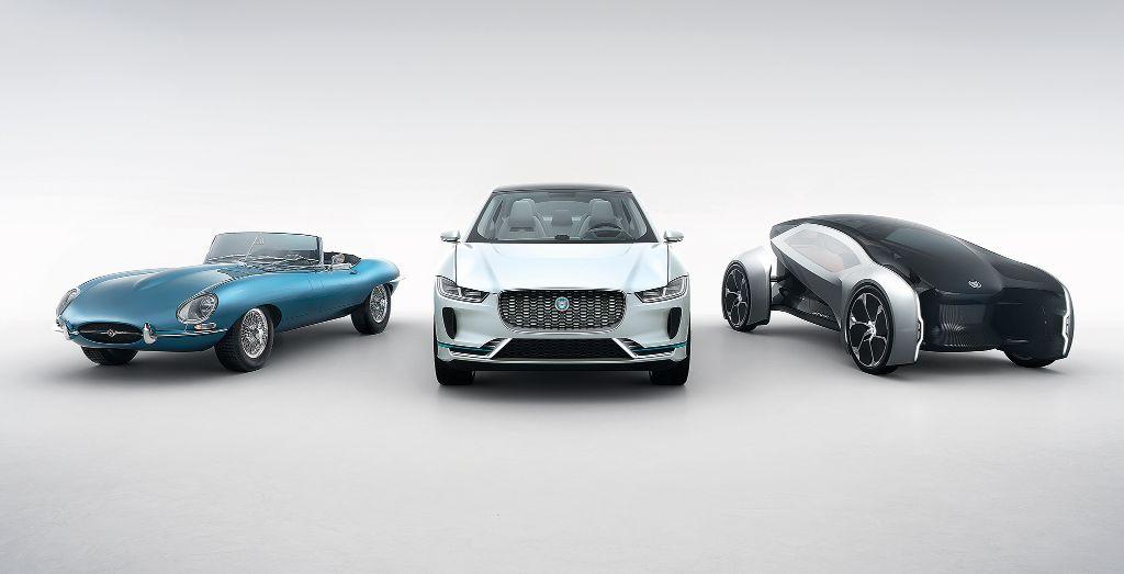 ... Jaguar Land Rover Electric Dreams Wheels
