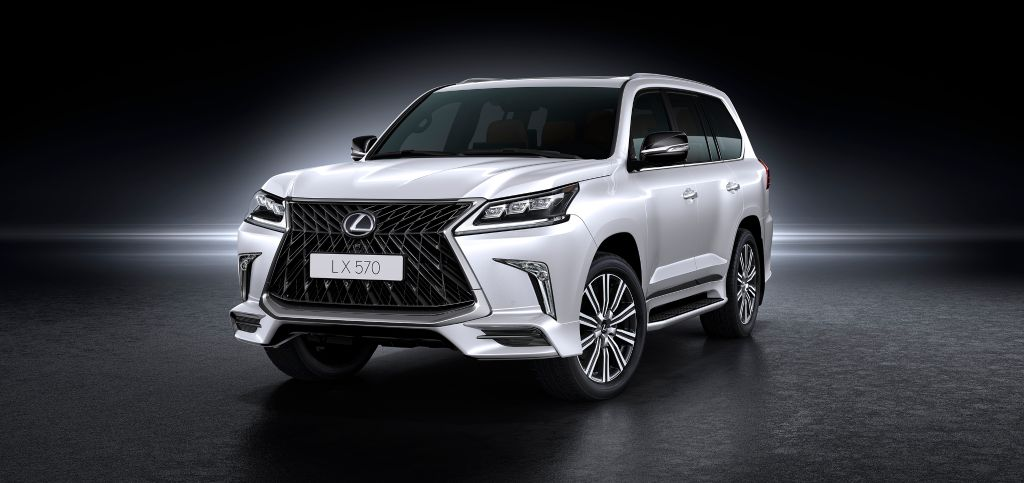 Lexus announces limited edition LX 570 Signature - Wheels