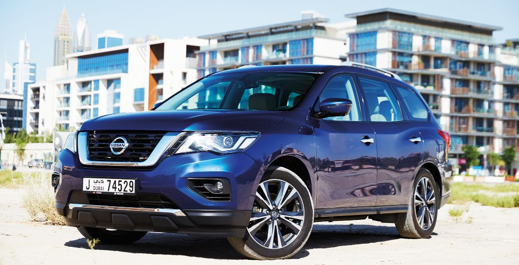 2018 Nissan Pathfinder AWD SL review: On the path to glory - Wheels