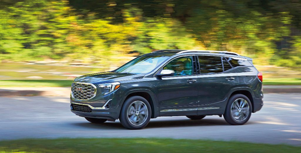 first automobile side gmc review show news magazine drive rear reviews more terrain