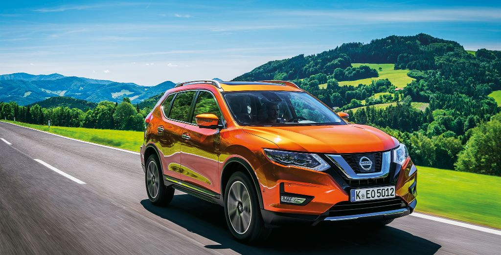 2018 nissan x trail review familiar trail wheels. Black Bedroom Furniture Sets. Home Design Ideas