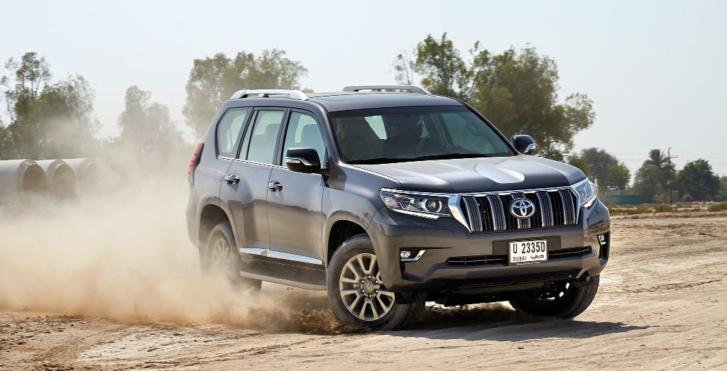 Toyota Prado 2018 Review >> 2018 Toyota Land Cruiser Prado Review Age Is Just A Number Wheels