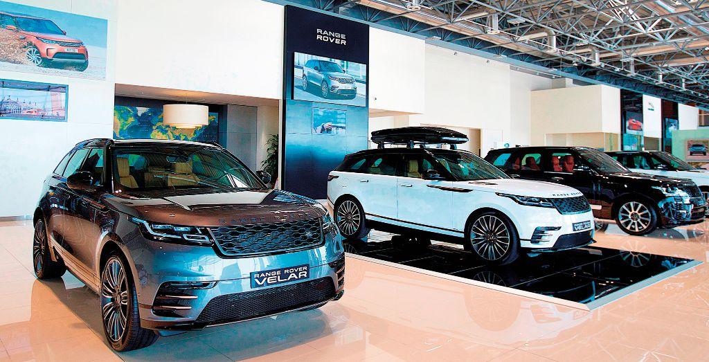 Range Rover Velar arrives in the UAE - Wheels