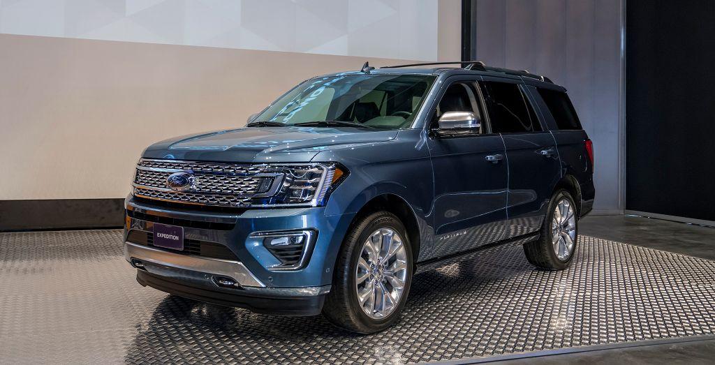 2017 Dubai International Motor Show preview: Ford ...