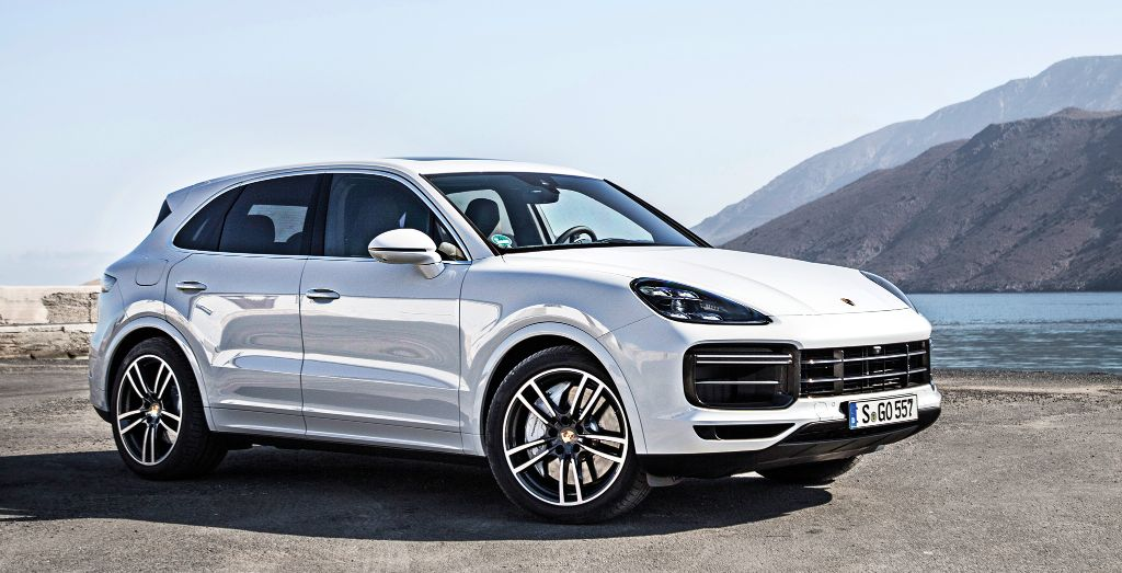 porsche cayenne e hybrid silent but deadly wheels
