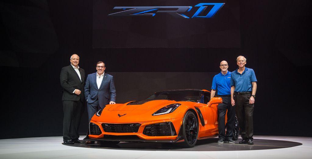 2019 Chevrolet Corvette ZR1: When the Beast wears a bowtie - Wheels
