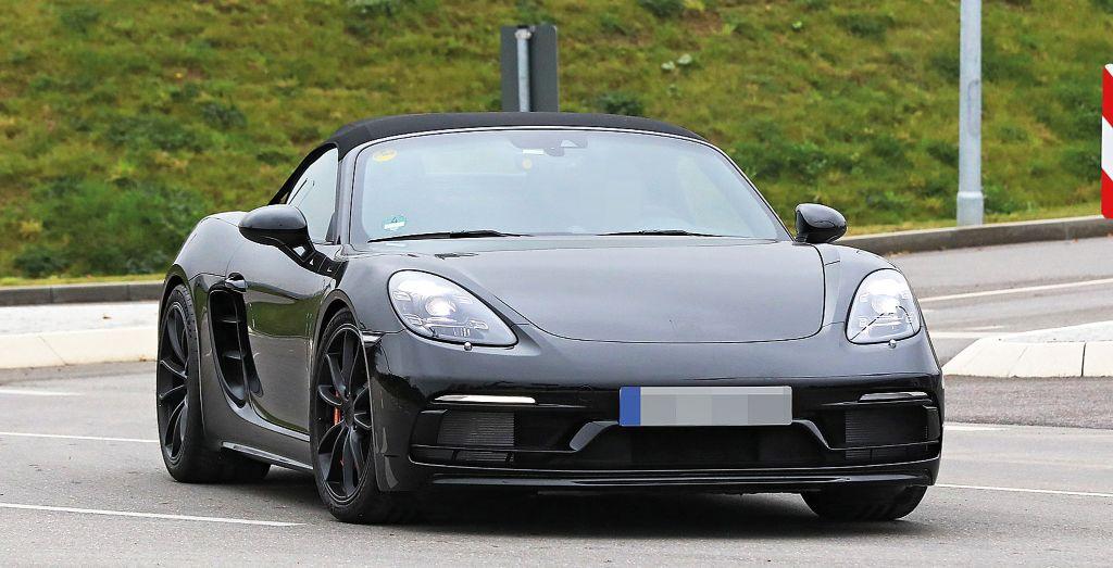 Porsche 718 Boxster review - Wheels