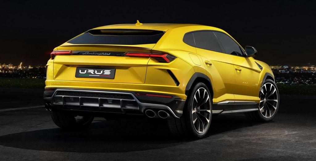 2018 Lamborghini Urus Double Or Nothing Wheels