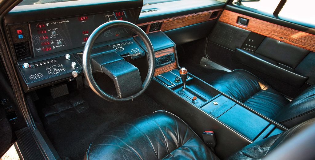 Aston Martin Lagonda - Wheels