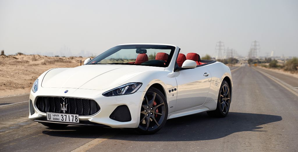2018 Maserati Gran Cabrio Sport Review Old Is Still