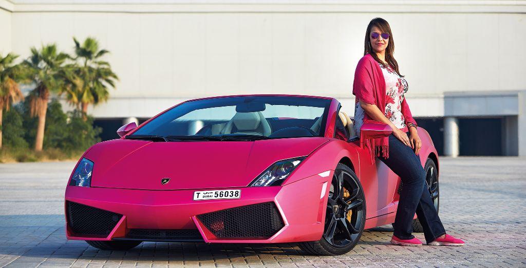 Heba Elgharbawi S 2013 Lamborghini Gallardo Wheels