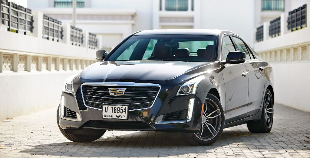 2018 Cadillac Cts V Sport Review A Very Good Sport Wheels