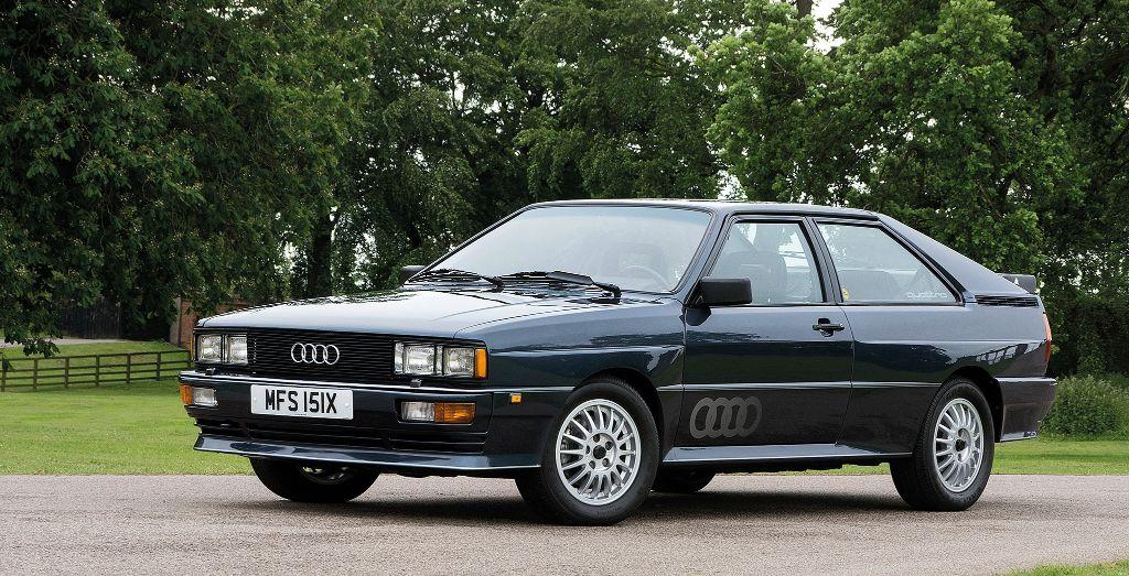 Audi Quattro Wheels - Audi quattro