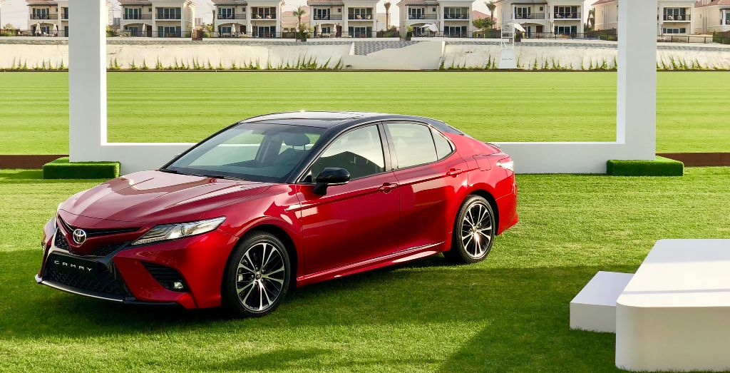 2018 Toyota Camry Launched In The UAE