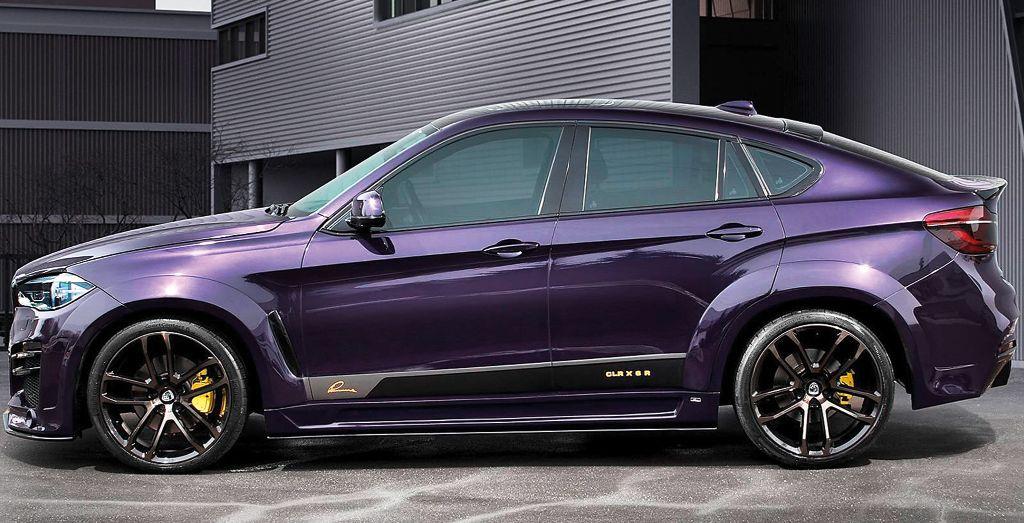 Lumma Clr Bmw X6 By Topcar Wheels