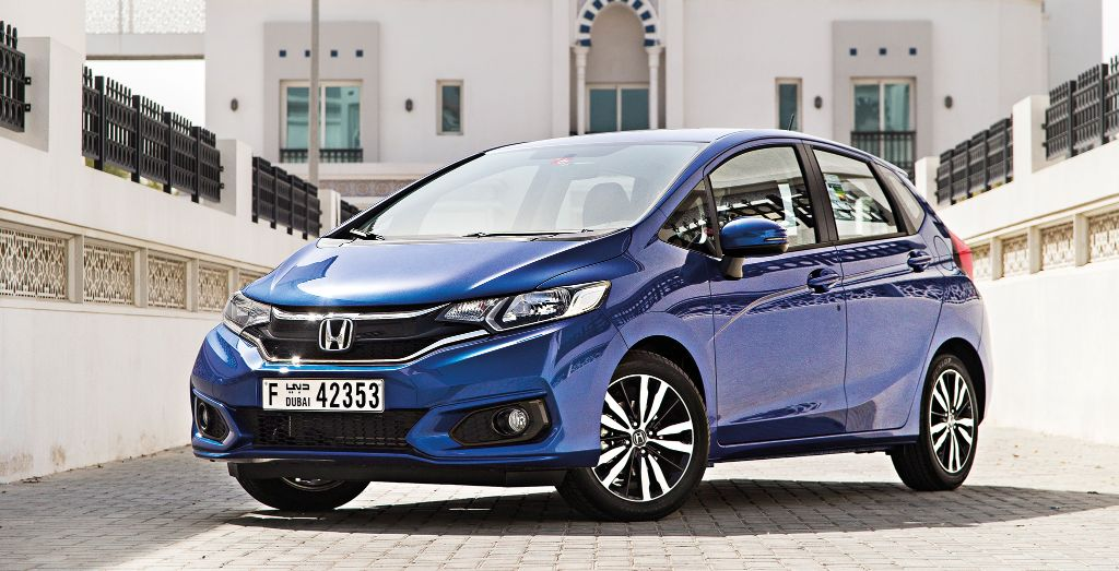 2018 Honda Jazz Review Little And Large Wheels