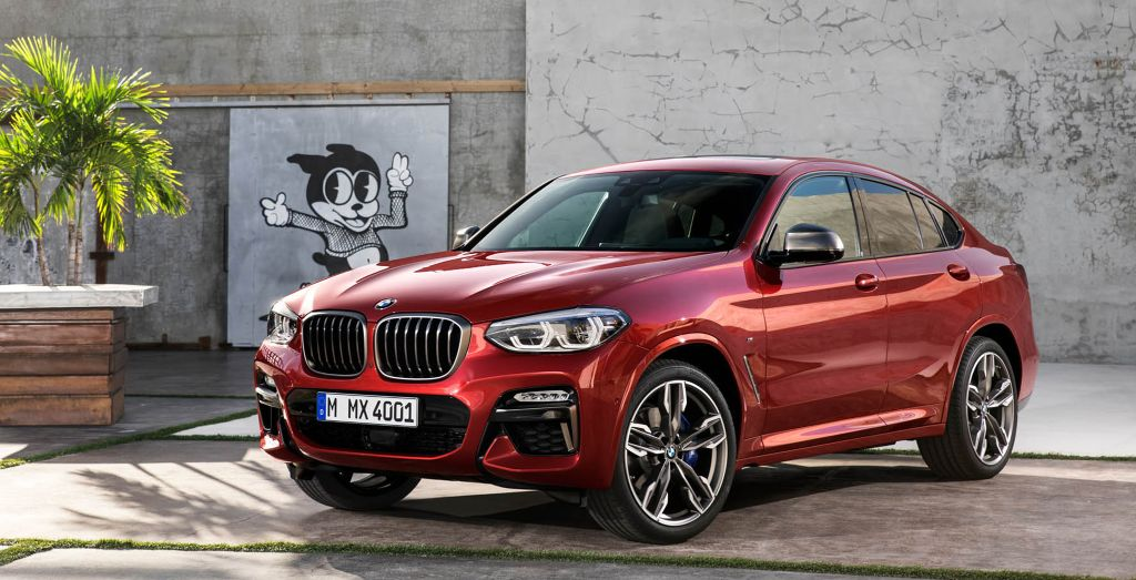 2019 Bmw X4 Style And Substance Wheels