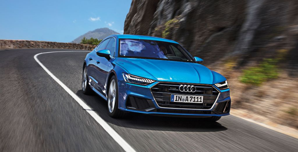 Audi A7 Sportback Multitalented Or Just Multifaceted Wheels