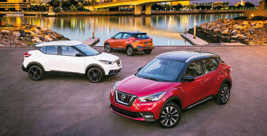Nissan S Global Sales Driven By Crossover And Suv Models Wheels