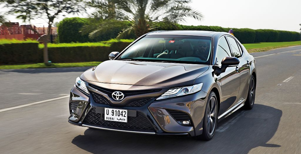 2018 Toyota Camry Grande Review King Of The Hill Wheels