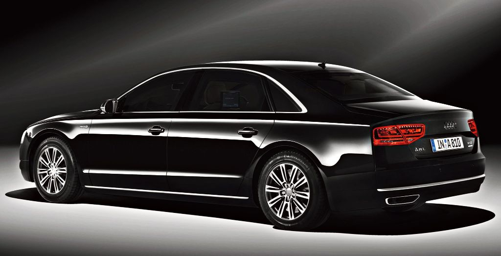 The New Audi A L Security Wheels - Audi a8l
