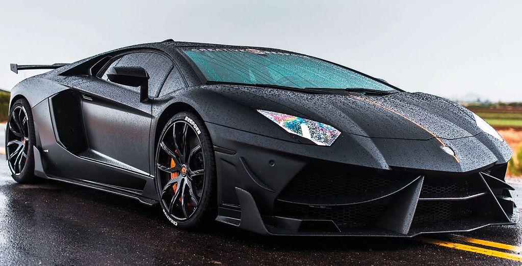 Lamborghini Aventador Svj Final Flourish Wheels