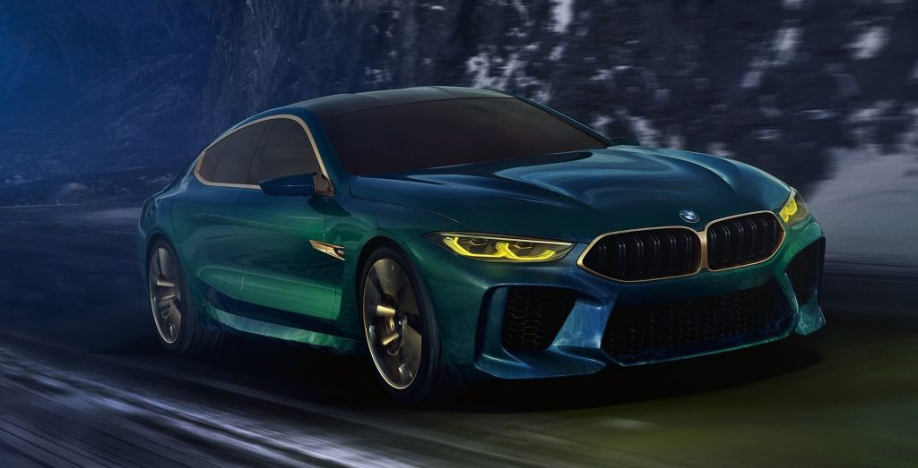 M8 Gran Coupe Is Bmw S New Flagship Wheels