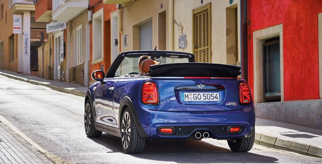 Mini Cooper S Convertible Review In Top Form Wheels