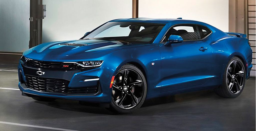 2019 Chevrolet Camaro In Your Face Wheels