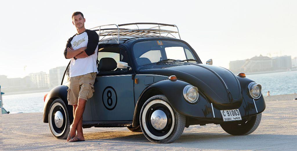 Philip Moores 1999 Volkswagen Beetle Wheels