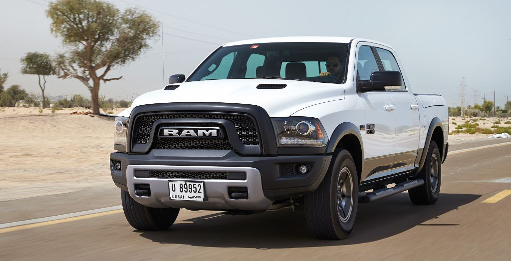 2018 ram 1500 rebel review rebel with a cause wheels. Black Bedroom Furniture Sets. Home Design Ideas