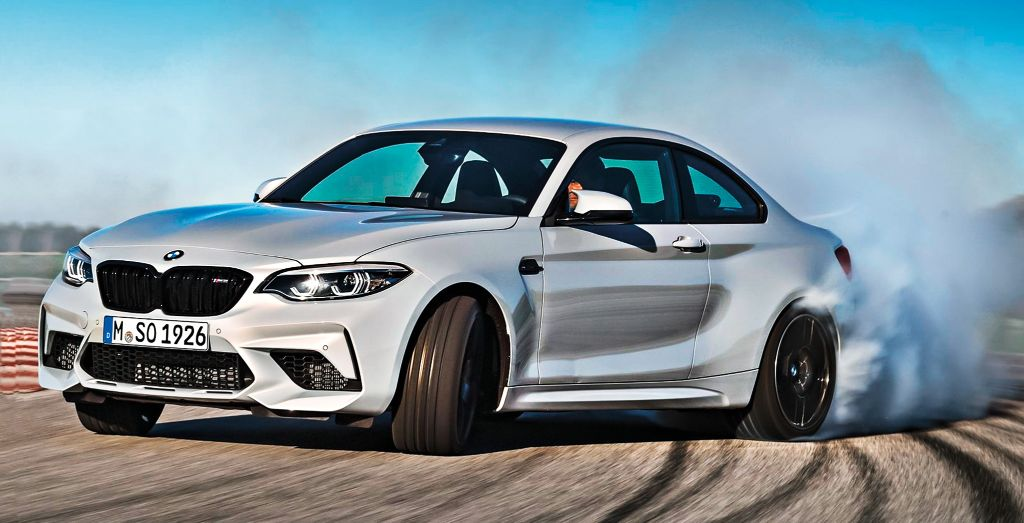 BMW M2 Competition: Mmm… - Wheels