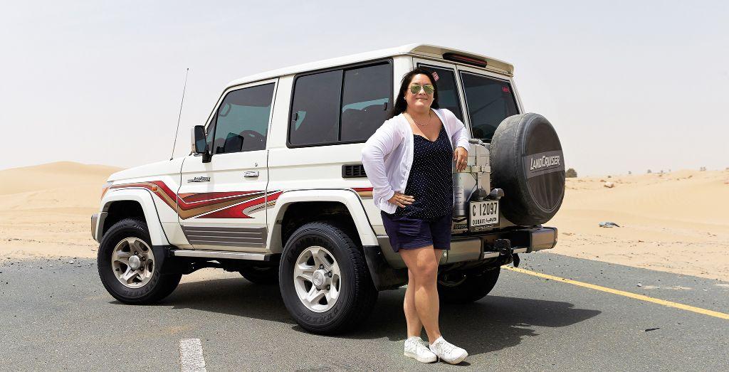 Nancy Poedjiwo's 2016 Toyota Land Cruiser 71 - Wheels