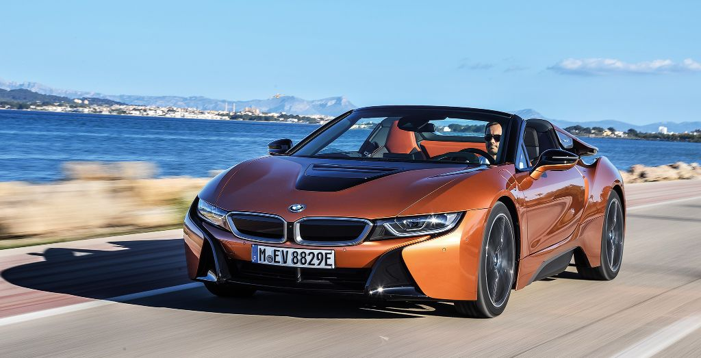 2018 Bmw I8 Roadster Drop Top Gorgeous Wheels