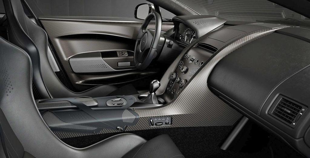 Aston Martin V12 Vantage V600 Old Is Gold Wheels