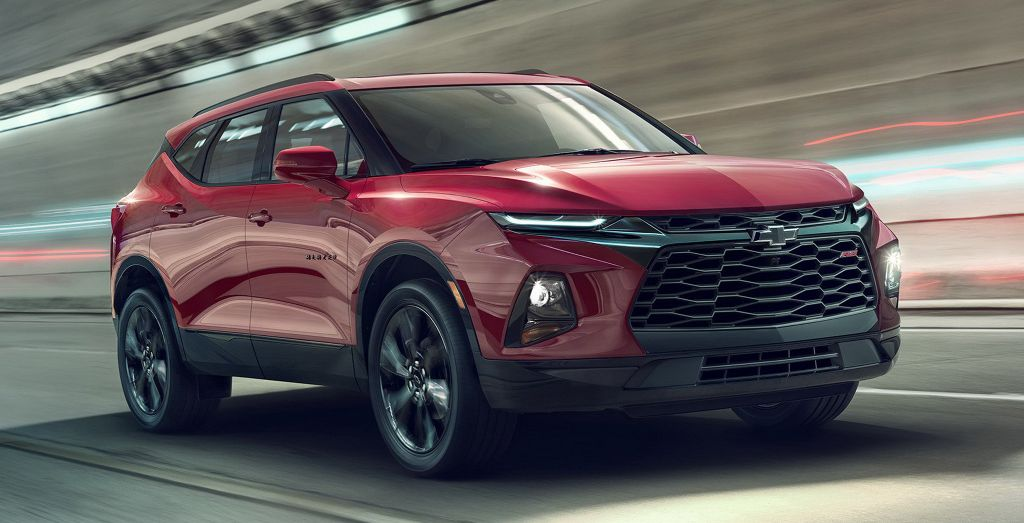 2019 Chevrolet Blazer: Born again - Wheels