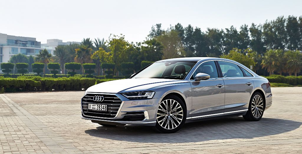 2018 Audi A8 L Review Self Starter Wheels