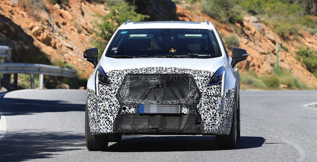 2020 Cadillac Xt5 Spied Wheels