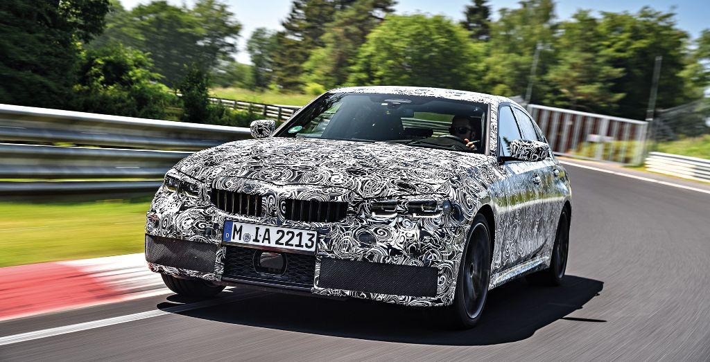 6ec2ef1cb3 2019 BMW 3 Series  The Magic of 3 - Wheels