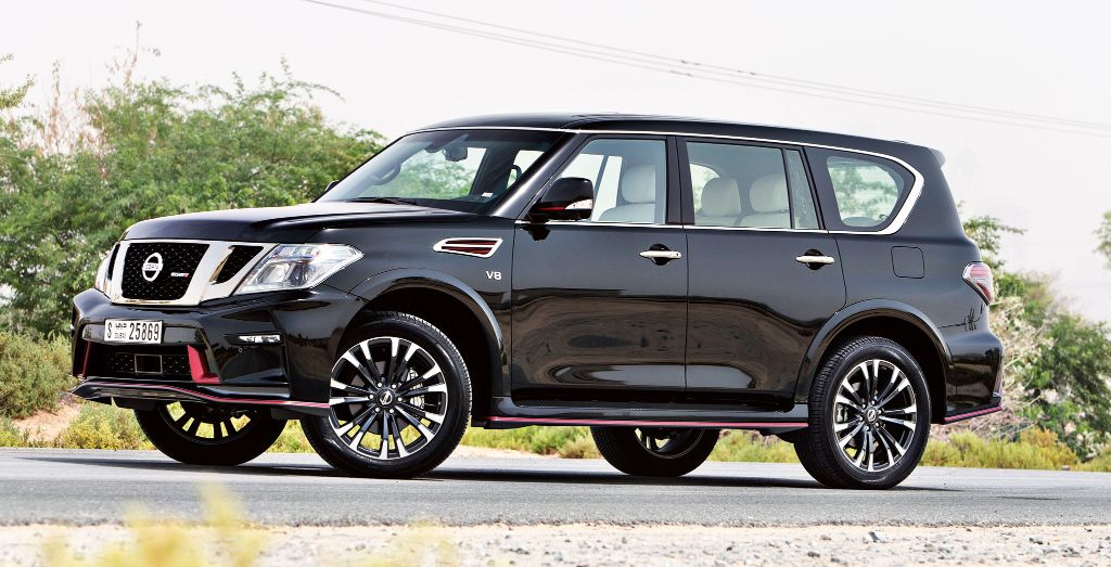 Nissan Patrol Nismo review - Wheels