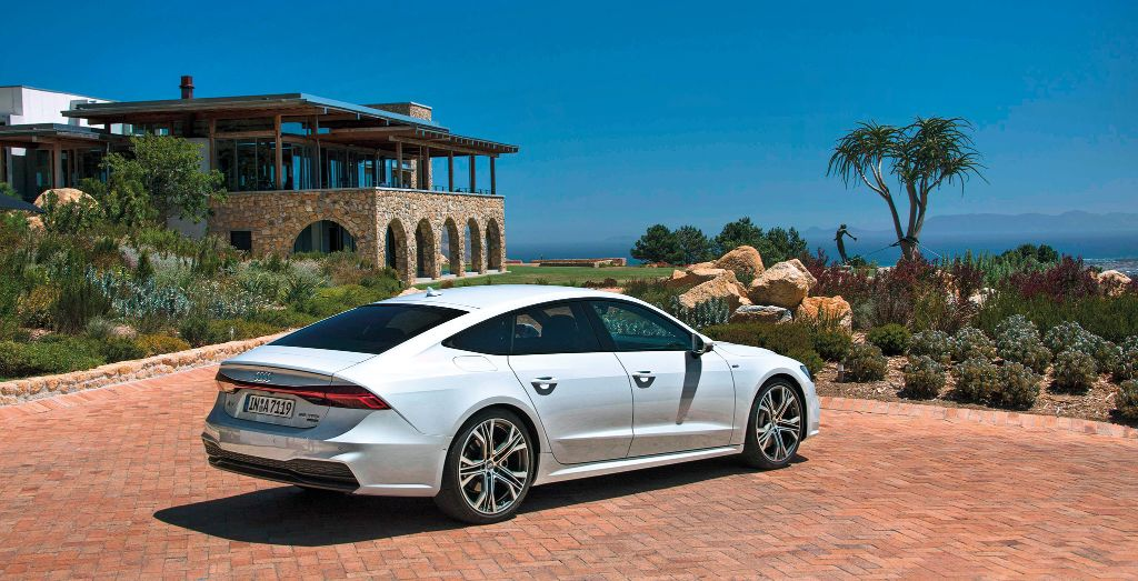 New Audi A7 Sportback Available In Middle East Wheels
