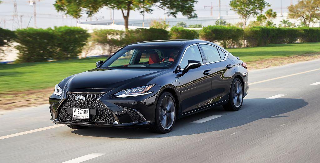 2019 Lexus ES 350 F Sport Review Altering Perceptions