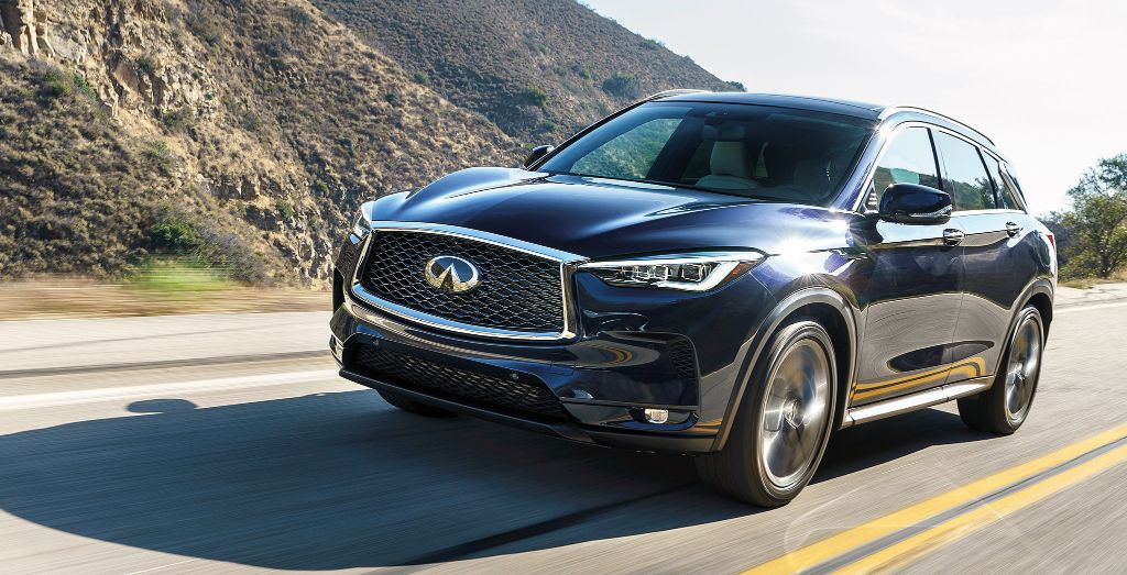 Infiniti Qx50 2019 Review Two Engines For The Price Of One Wheels