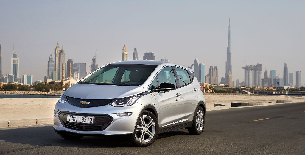 2019 Chevrolet Bolt Ev Review Bolt From The Blue Wheels