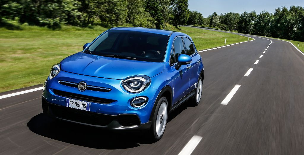 2019 Fiat 500x Review The X Factor Wheels