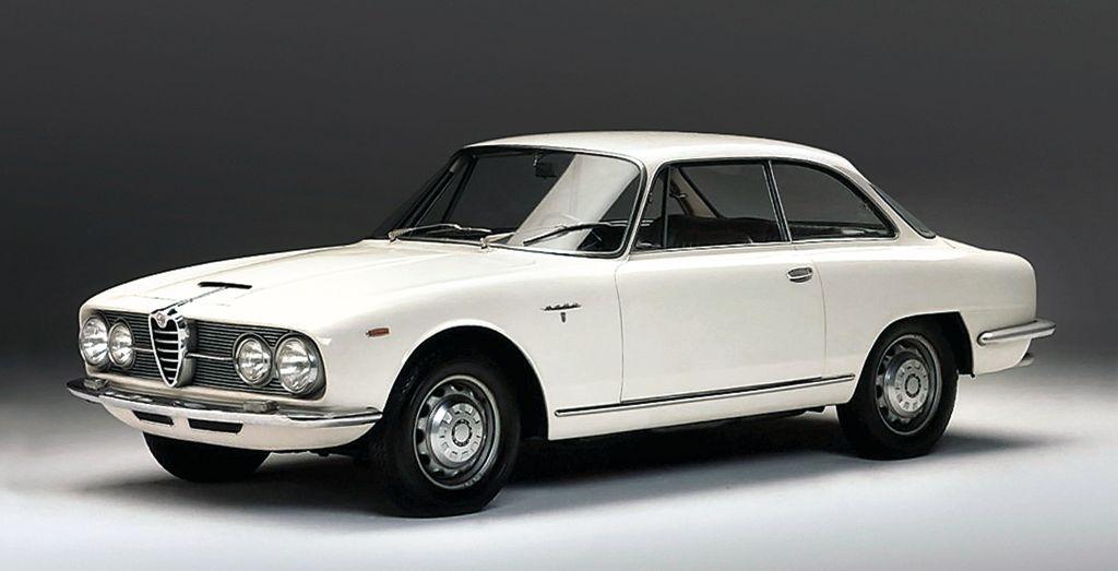 Alfa Romeo 2600 Sprint Wheels