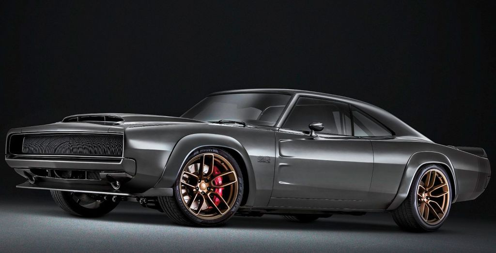2018 Dodge Super Charger Concept Hell To The Yes Wheels