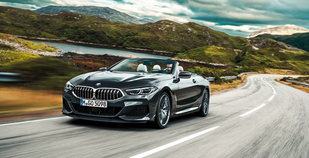 2019 Bmw 8 Series M850i Convertible Raise The Roof Wheels