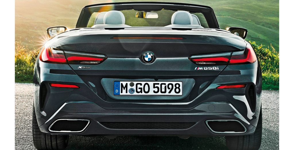 b1b59312d1f4 2019 BMW 8 Series M850i Convertible  Raise the roof! - Wheels